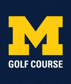 UM Golf Course Logo